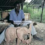 Sculpteur Afrique