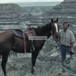 Allain Bougrain Dubourg et cheval
