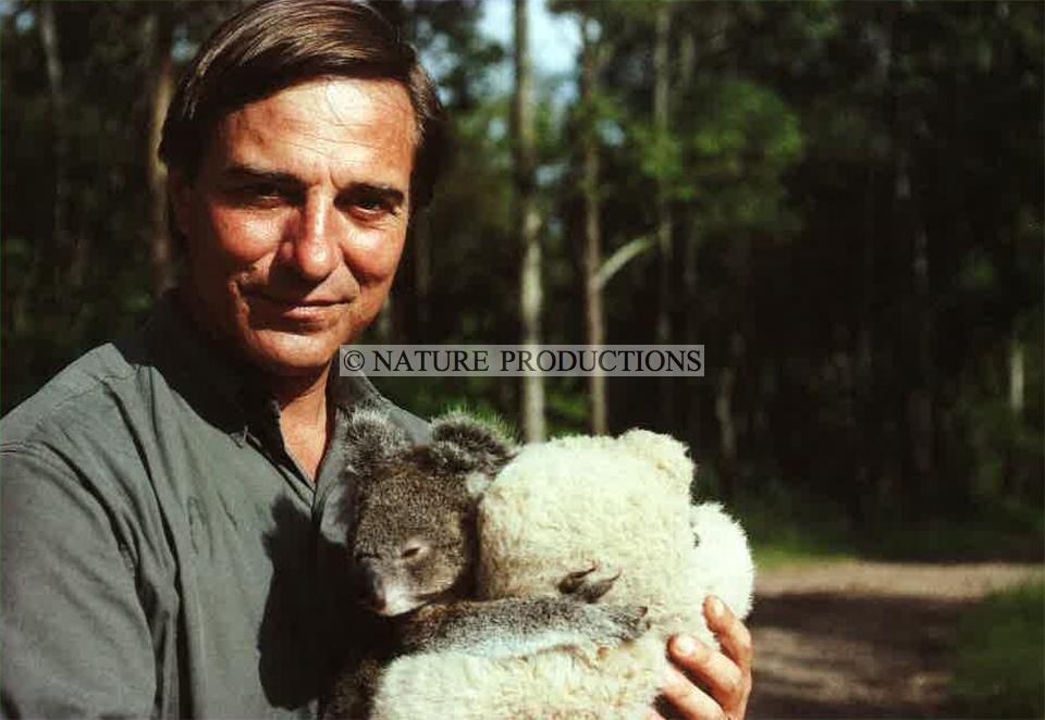 allain Bougrain Dubourg et koala